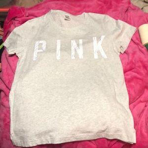 PINK Victoria's Secret Tops - PINK t -shirt